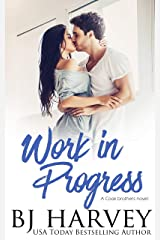 Work in Progress: A House Flipping Rom Com (Cook Brothers Book 1) Kindle Edition