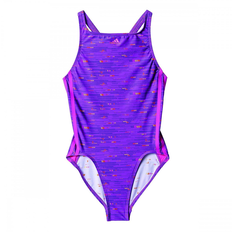 adidas Girl's Infinitex Swimming Costume ADIFO|#adidas AY6342