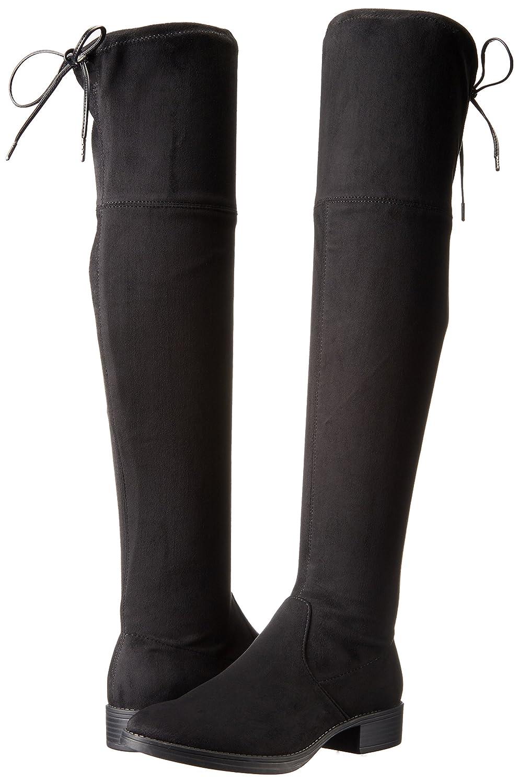 Circus by Sam Edelman Women's Peyton Boot B01DG0QBS0 10 B(M) US|Black Microsuede