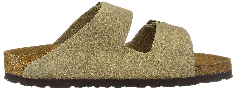 0f255ea0054 Amazon.com | Birkenstock Arizona Unisex Leather Sandal | Mules & Clogs
