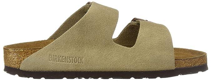 8928f43752fa4 Amazon.com | Birkenstock Arizona Unisex Leather Sandal | Mules & Clogs