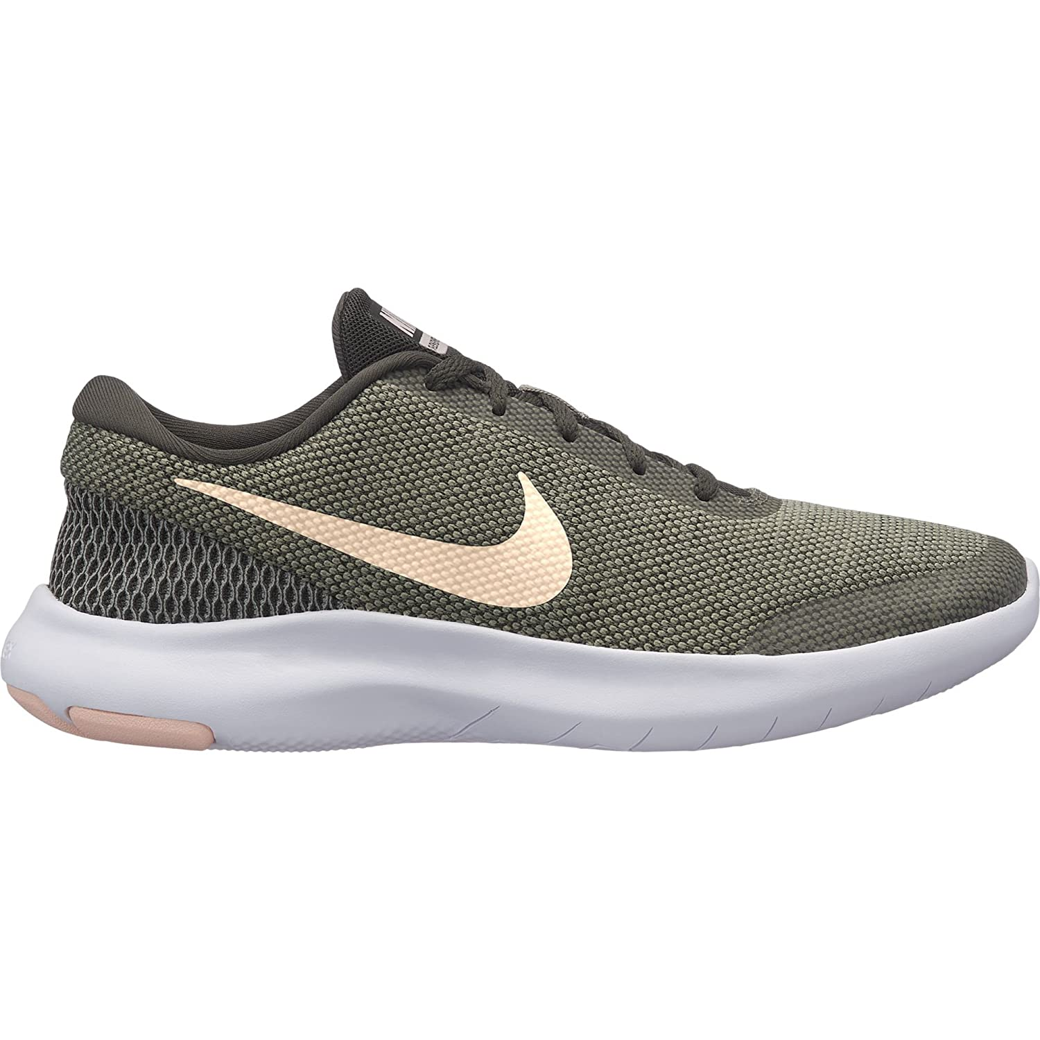 NIKE Women's Flex Experience 7 Running Shoe Tint/Dark B07F1ZP6DJ 10 B(M) US|Newsprint/Crimson Tint/Dark Shoe Stucco/White 97b801