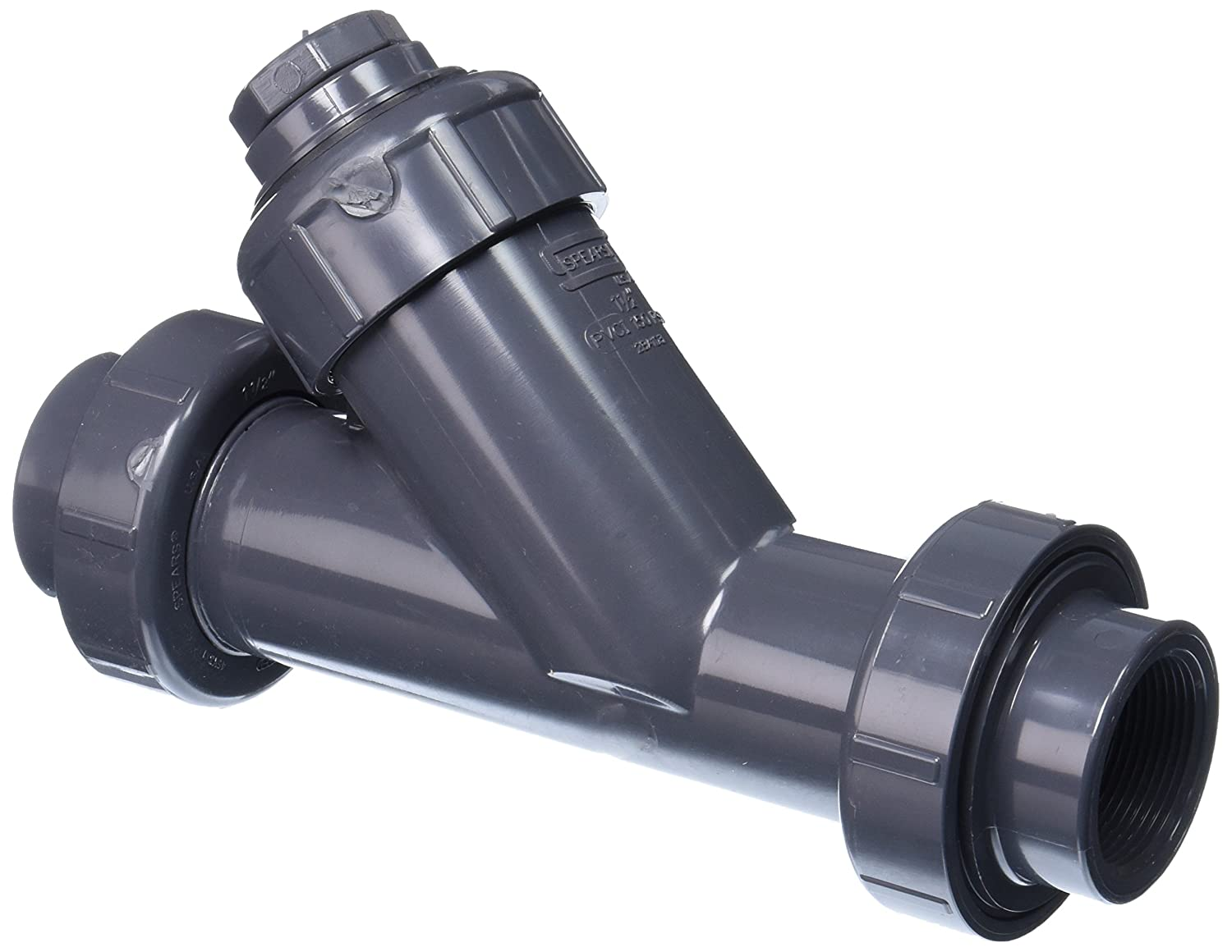 Spears 163B-015 PVC Schedule 80 Y-Check Valves
