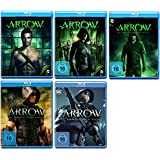 Arrow Staffel 1-5 (1+2+3+4+5) [Blu-ray Set] DC-Comics Serie