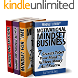 Useful Business: 4 Manuscripts - Mindset And Emotions, Motivational Mindset Business, Mindset For Time, Mindset For Personal Self Help (Useful Business, Useful Leadership, Useful Management and self)