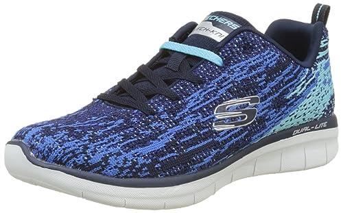 Synergy High 0 2 Para Zapatillas Spirits Skechers Amazon es Mujer F1qpSw7nn