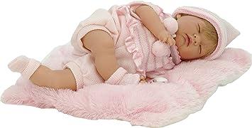 Oferta amazon: Nines Artesanals D'Onil- Muñeca Mi Bebito, Color rosa, Talla Única (700) , color/modelo surtido