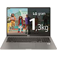 "LG gram 17Z90N-V-AA78B - Ordenador portátil ultraligero de 17"" WQXGA IPS (Intel Core i7-1065G7, 16GB RAM, 512GB SSD…"