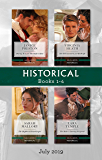 Historical Box Set 1-4/Daring to Love the Duke's Heir/The Determined Lord Hadleigh/The Highborn Housekeeper/The Rake's Enticing Proposal (The Beauchamp Heirs)