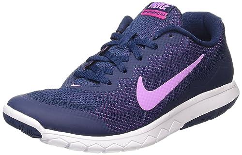 Nike Flex Experience RN 4 - Zapatillas para Mujer, Color Azul, Talla 38: Amazon.es: Zapatos y complementos