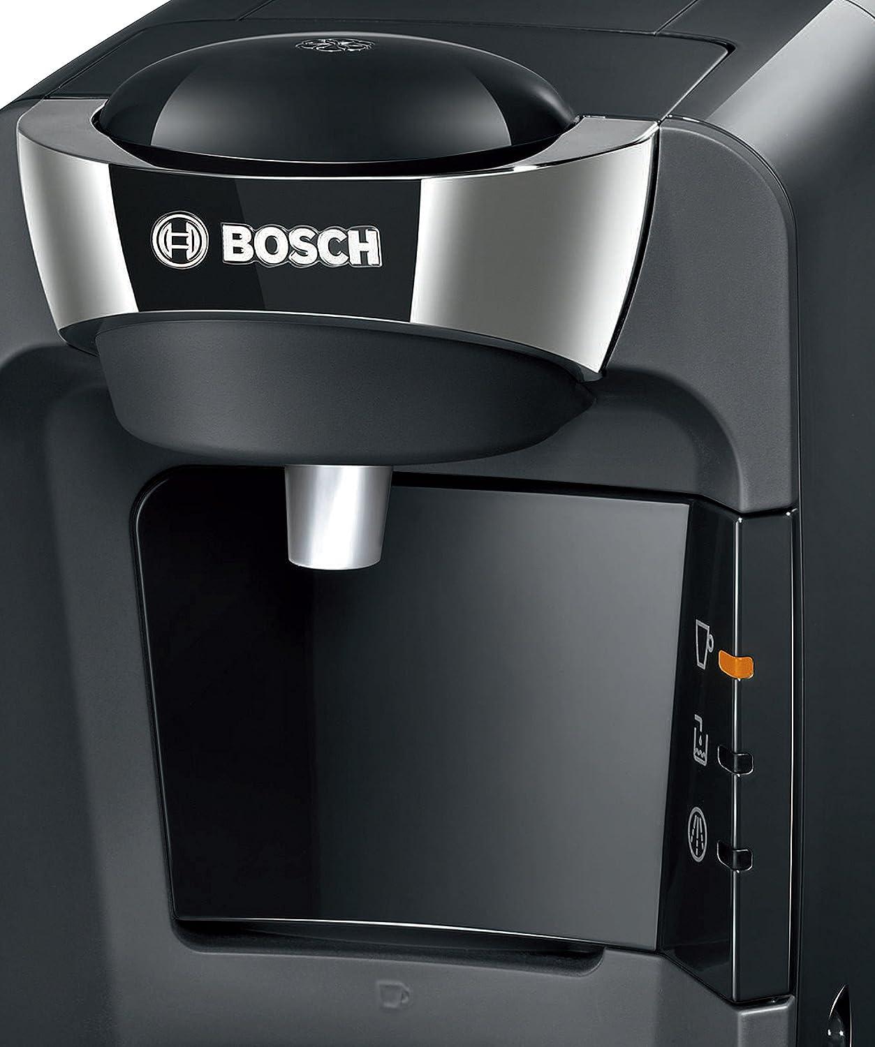 Bosch TAS3202GB - Cafetera de cápsulas, 1300 W, color negro ...