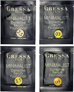 product image for Gressa Skin - Find Your Match Kit | Minimalist Serum (Light-Medium)