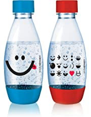 Sodastream Bottles original 2 pack 0.5 liter / 16.9 oz launched in 2018