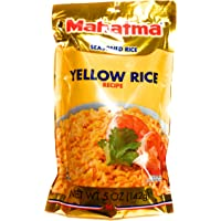 Mahatma Yellow Rice 5.0 OZ(Pack of 4)