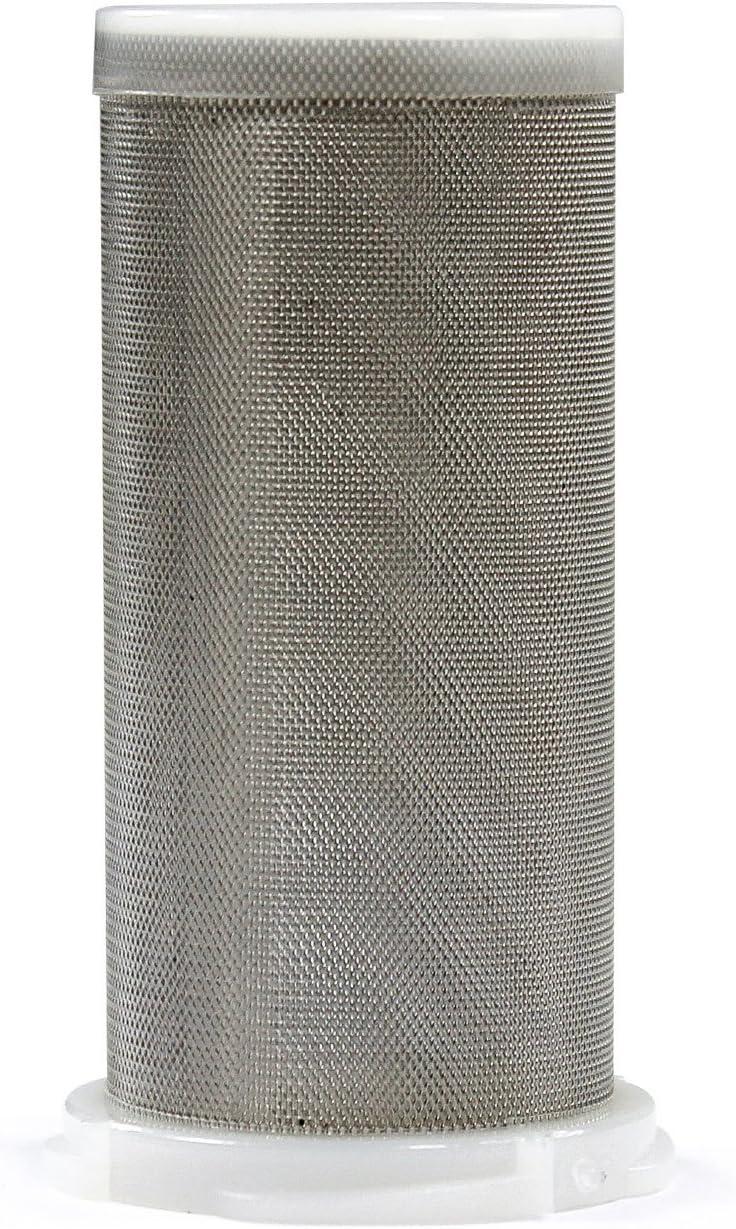 Cartouche filtrante inox 260 microns pour filtre bitube RG 2 Mesure et aspiration fioul