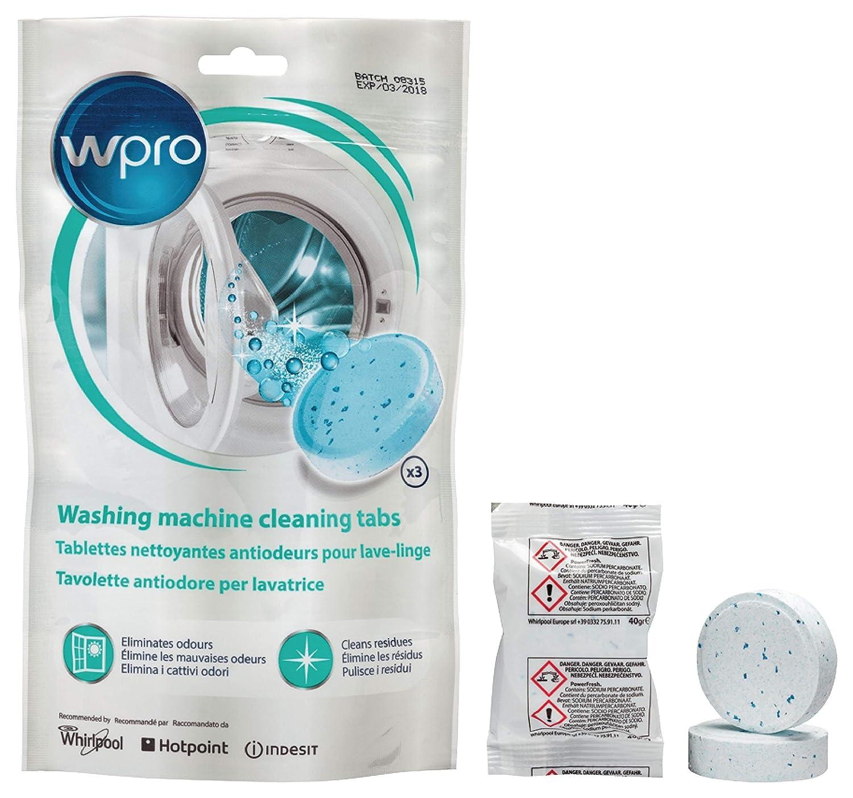 TronicXL - Pastillas de limpieza profesionales para lavadoras BSH ...