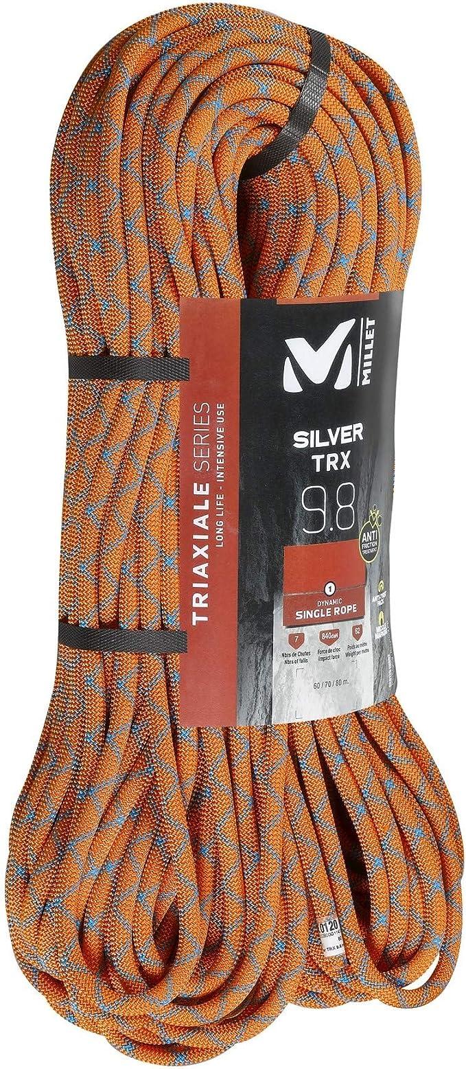 MILLET MIX1783 Cuerda, Unisex-Adult, Orange, Unico: Amazon.es ...