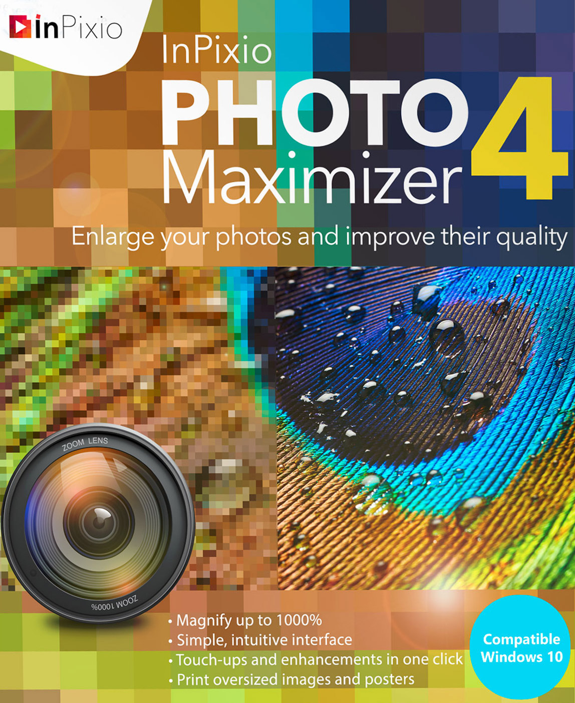 InPixio Photo Maximizer 4 [Download] by Avanquest
