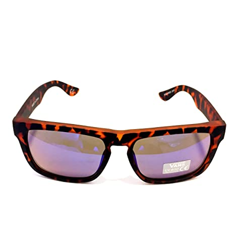 Vans SQUARED OFF Gafas de sol, Marrón (Tortoise Shell-Royal ...