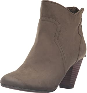 Report Womens Martin Ankle Bootie