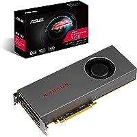 ASUS AMD Radeon RX5700 8GB - Tarjeta Grafica de 8 GB, GDDR6, Arquitectura RDNA, Proceso de 7nm, Juego a 1440p, Software Radeon, 7680x4320, PCI Express 4.0