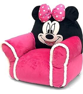 Amazon.com: Marshmallow Comfy Chair Disney Jr. Minnie Mouse ...
