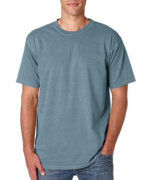 bc1143527 Image Unavailable. Image not available for. Color: Comfort Colors 6.1 oz.  Ringspun Garment-Dyed T-Shirt ...