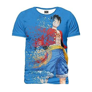 Noorhero T-Shirt Homme - One Piece Rubber