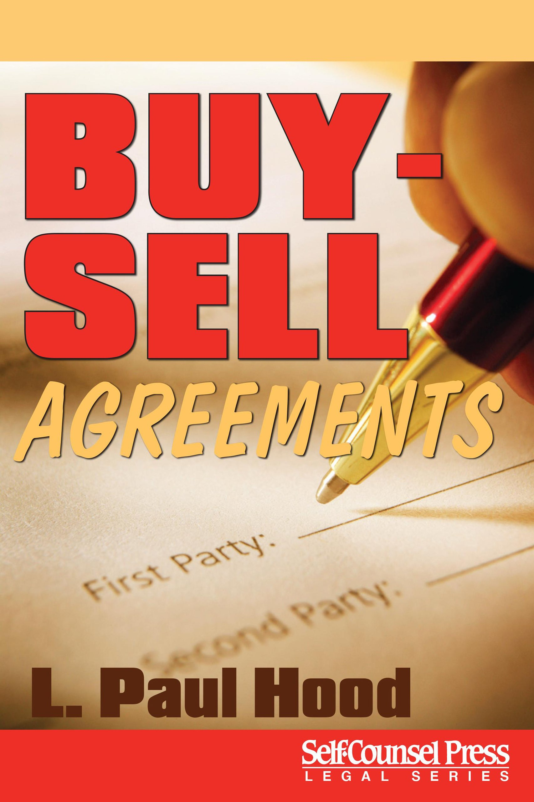3bd3d6594 Buy-Sell Agreements (US) (Legal Series): L. Paul Hood Jr.: 9781770401440:  Amazon.com: Books
