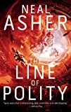 Line of Polity: The Second Agent Cormac Novel: 2