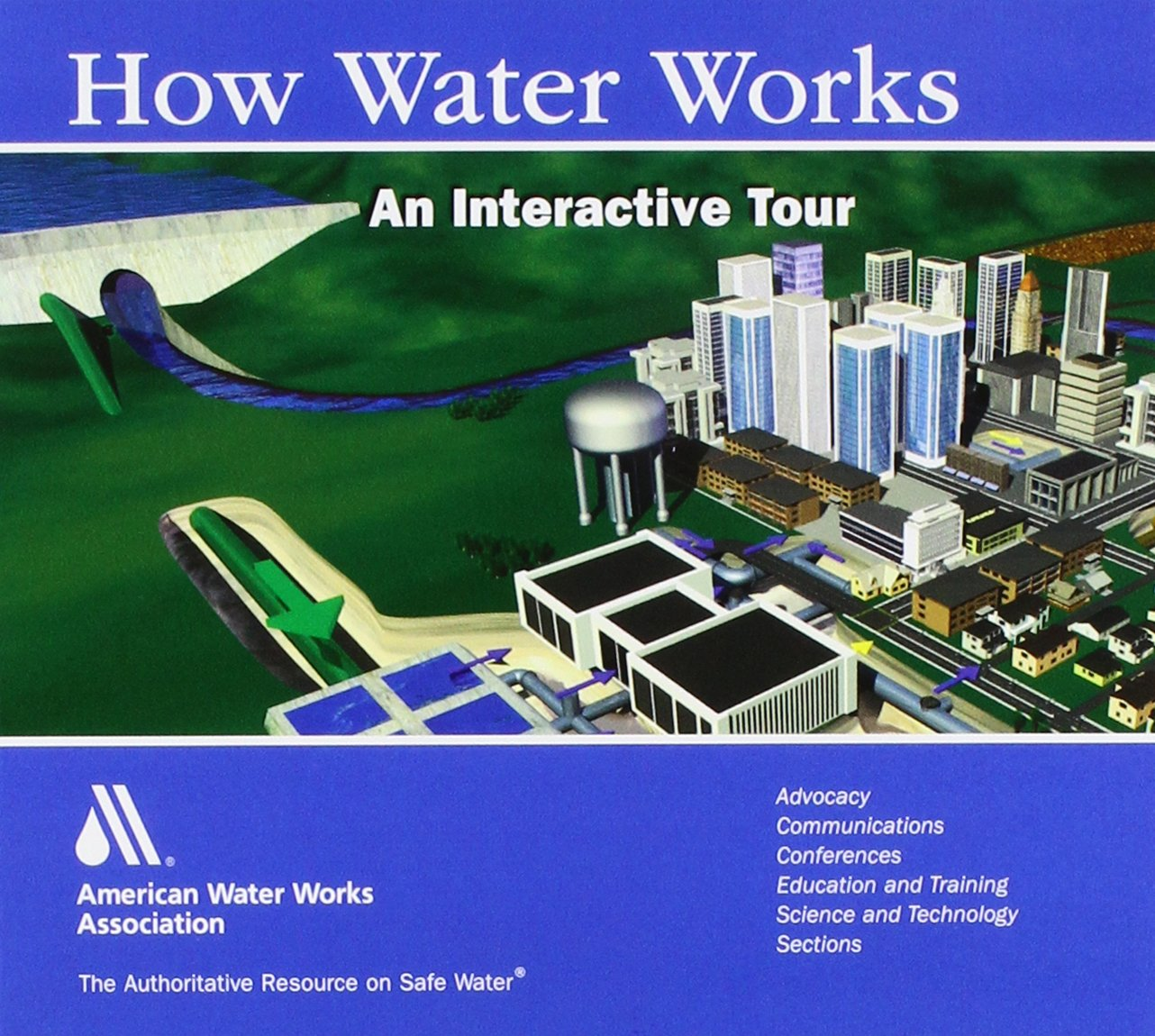 Read Online How Water Works: An Interactive CD pdf epub