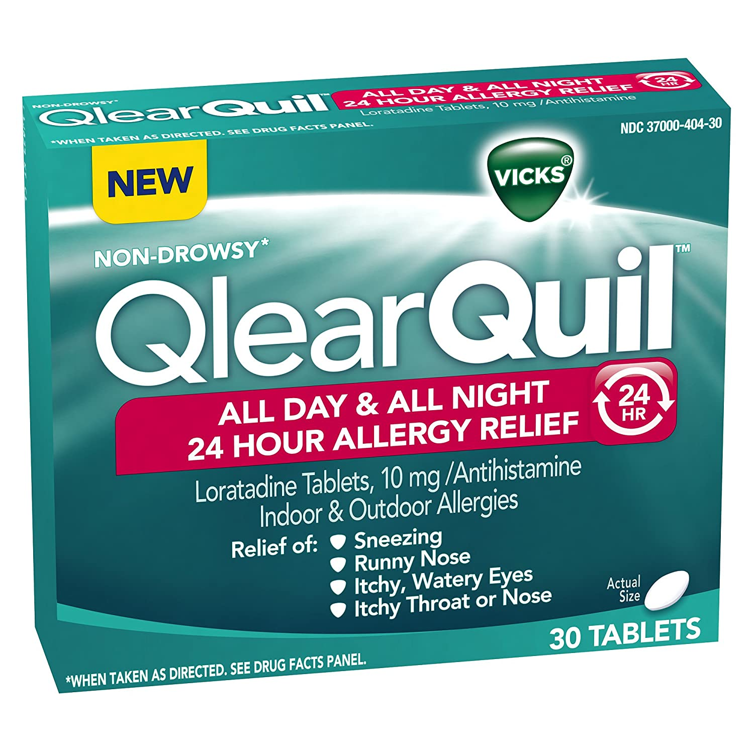 Qlearquil All Day Night Reviews