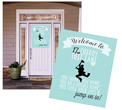 Amazon Com Silly Goose Gifts Mary Poppins Themed Party Decoration