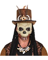 Amazon.com: Witch Doctor Adult Costume - X-Large: Clothing