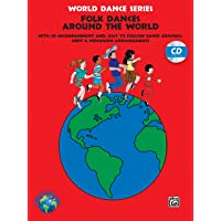Folk Dances from Around the World: Book and CD