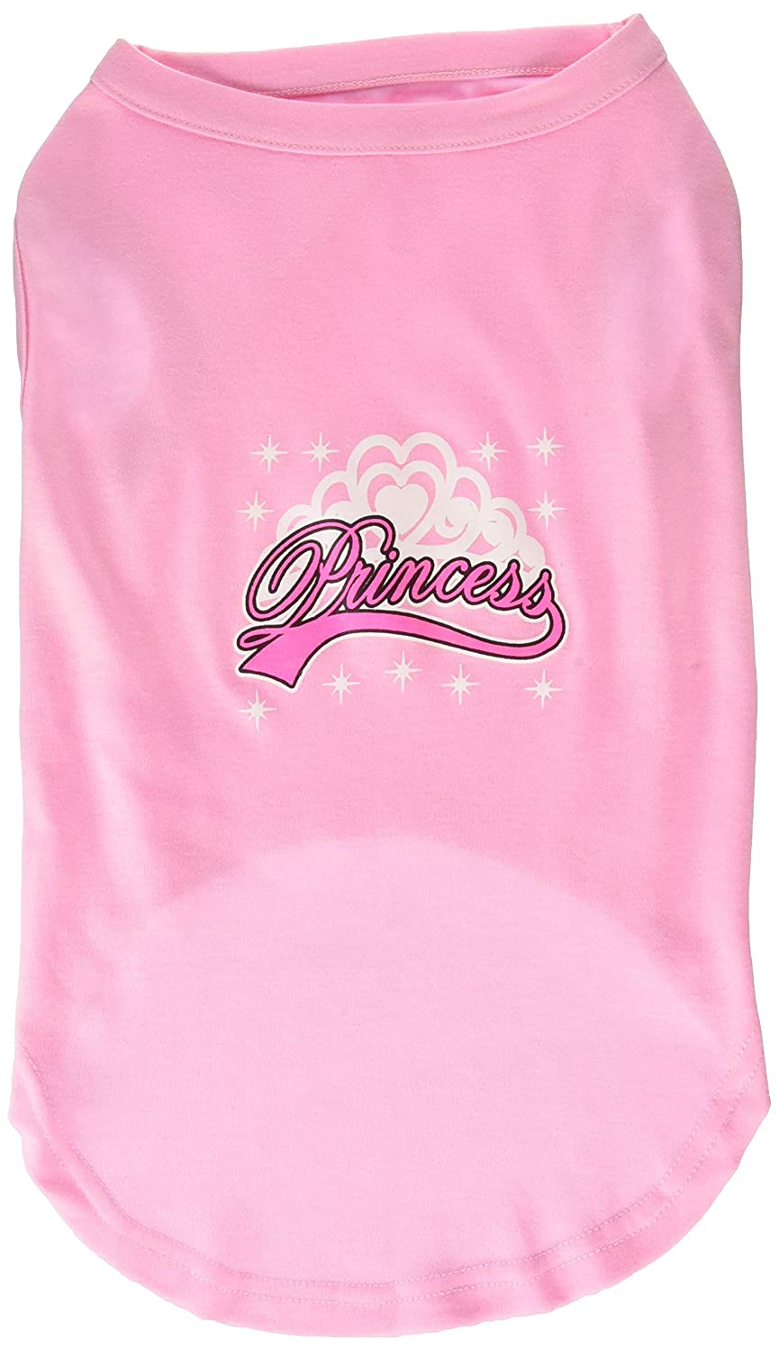 Mirage Pet Products 18-Inch I'm a Princess Screen Print Shirts for Pets, XX-Large, Pink