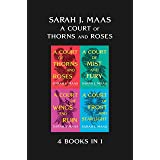 A Court of Thorns and Roses eBook Bundle: A 4 Book Bundle (English Edition)