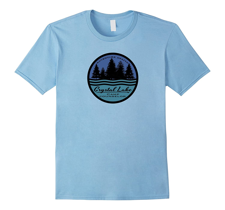 Crystal Lake Camp Counselor T-Shirt-T-Shirt