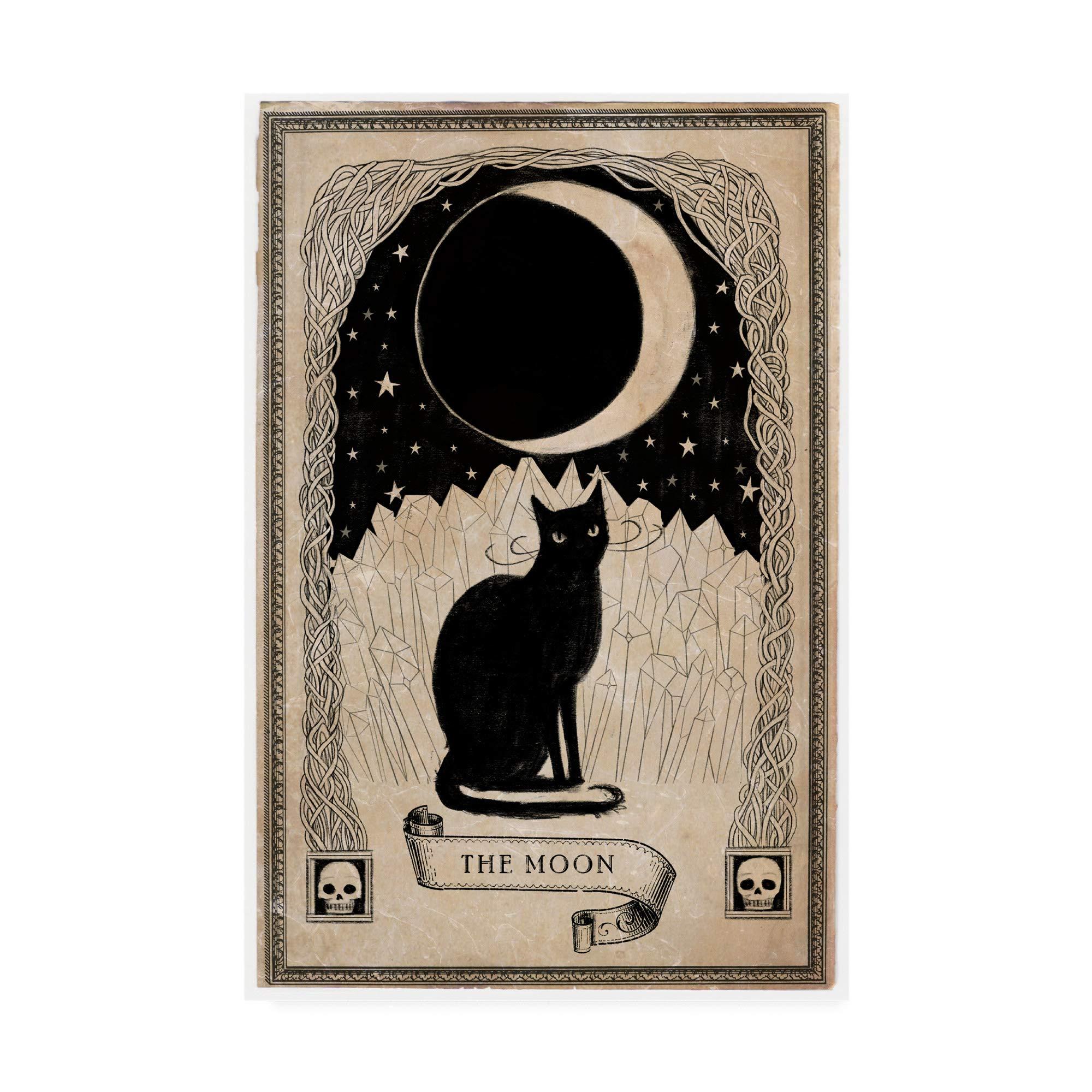 Trademark Fine Art Fortune Tarot II by Victoria Borges, 22x32,