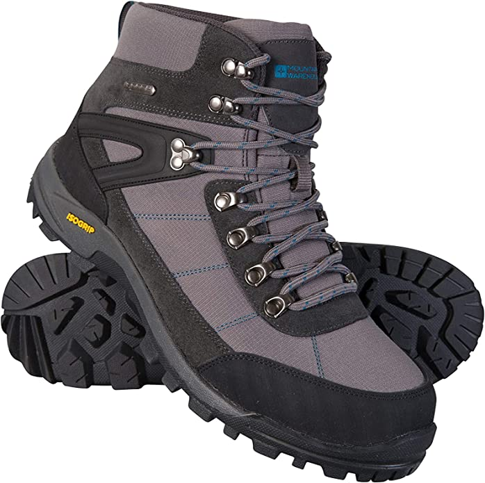 Mountain Warehouse WMS Storm Imperméable Femme IsoGrip Chaussure