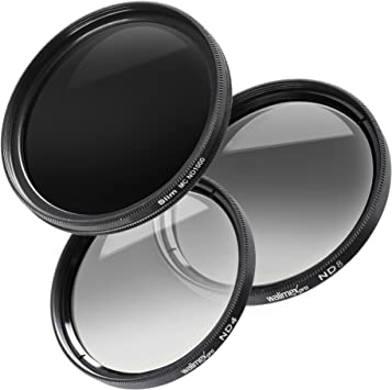 walimex pro 72mm ND4 Coated Filter for Camera