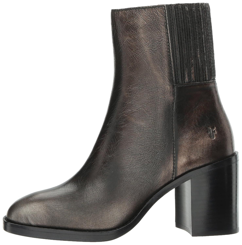 FRYE Women's Pia 10 Short Chelsea Boot B06WV7HQL2 10 Pia B(M) US|Bronze/Metallic b56c6e