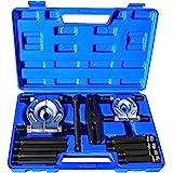 Yotoo - Juego de extractores de rodamientos de 5 toneladas de capacidad, kit de separador de rodamientos.