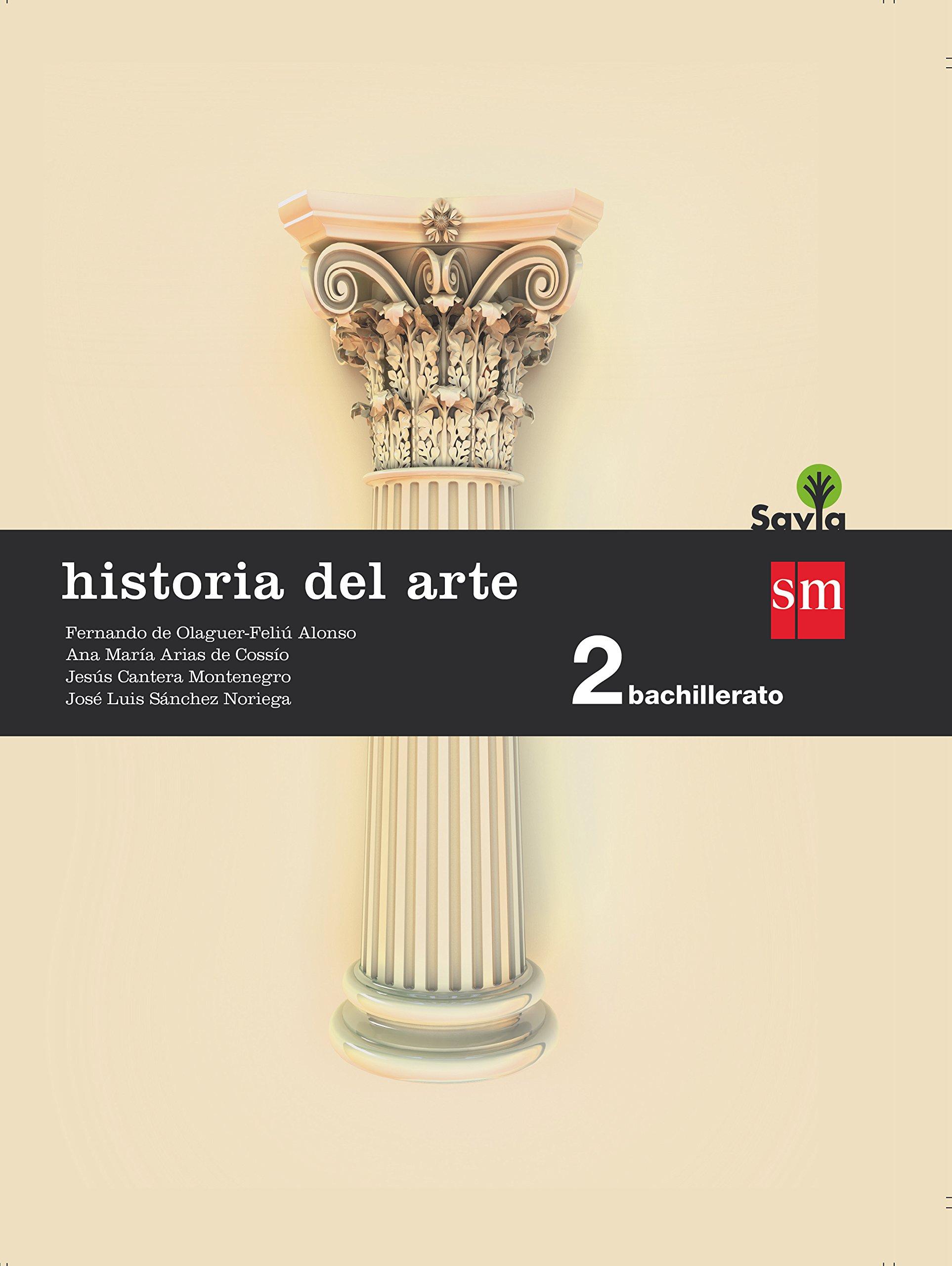 Historia del arte. 2 Bachillerato. Savia - 9788467587180: Amazon ...