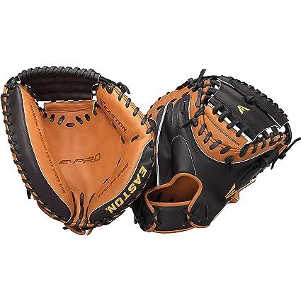 fa85d7c81c4 Amazon.com   Easton EPG243MB Catcher s Mitt Professional Ball Glove (Right  Hand Throw