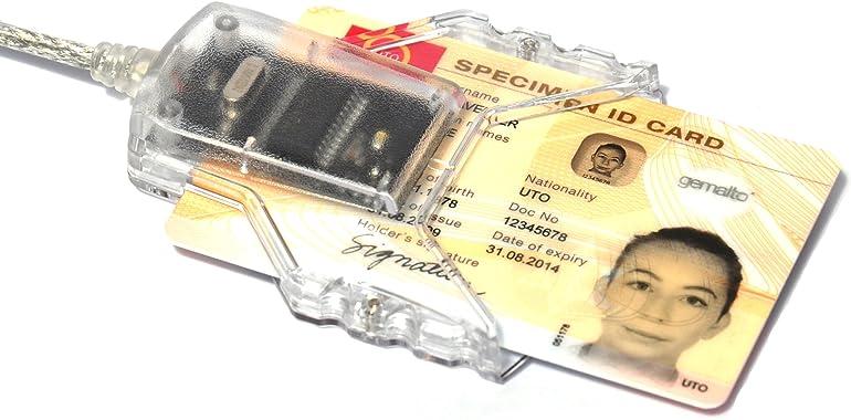 Gemalto ICカードリーダ・ライタ 電子申告(e-Tax)対応住基カード用PC USB-TR HWP119316