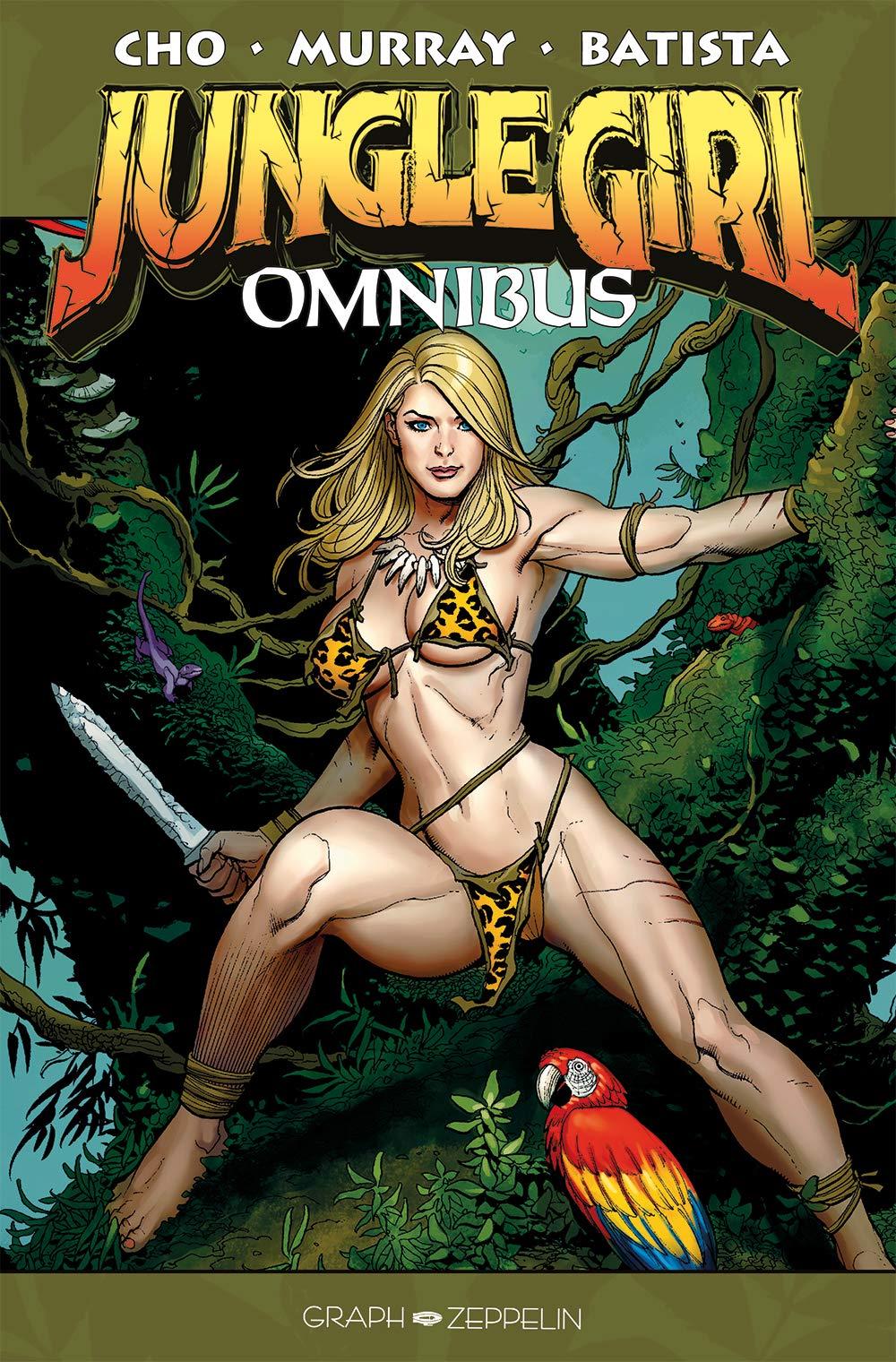 Jungle girl: Amazon.co.uk: CHO, FRANCK: 9791094169469: Books