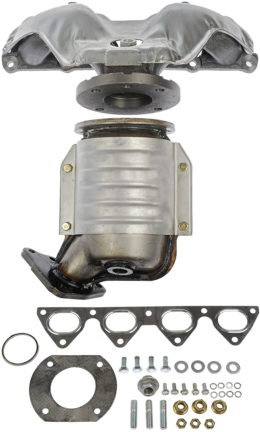 Amazon.com: Dorman 674 439 Exhaust Manifold With Integrated Catalytic  Converter (Non CARB Compliant): Automotive