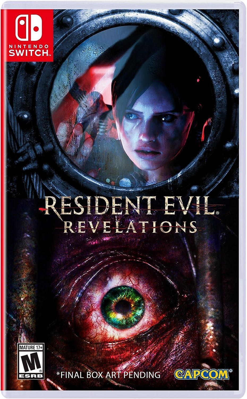 Risultati immagini per resident evil revelations switch