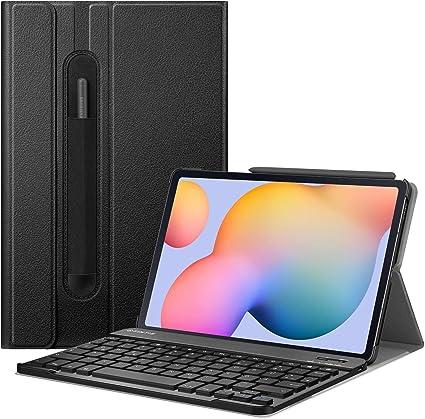 Fintie Tastatur Hülle Für Samsung Galaxy Tab S6 Lite Computer Zubehör